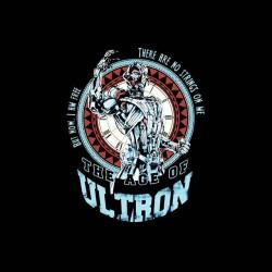 shirt ultron super heros sublimation
