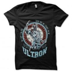 shirt ultron super heros...