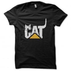 tee shirt cat parodie...