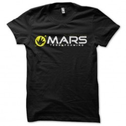 tee shirt mars terraforming...