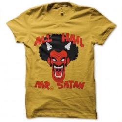 shirt satan mr dragon ball...