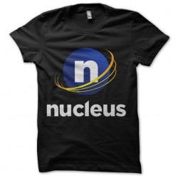 tee shirt logo nucleus...