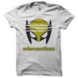 adamantium shirt white...