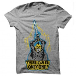 shirt highlander only one...