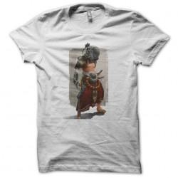 Tee shirt samourai...