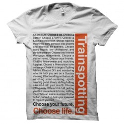 shirt trainpotting choose...