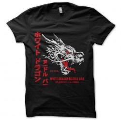 shirt white dragon blade...