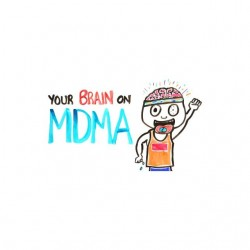 tee shirt cerveau vs mdma...