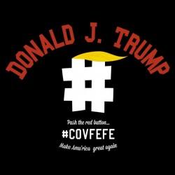 tee shirt Donald J trump university america covfefe sublimation
