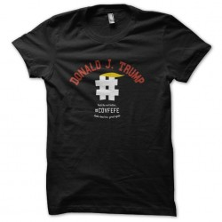 tee shirt Donald J trump...