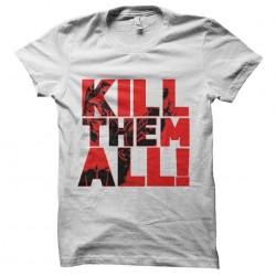 daryl walking dead shirt kill them all sublimation