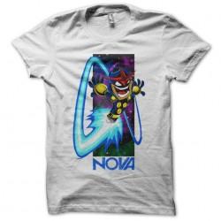 nova white sublimation shirt