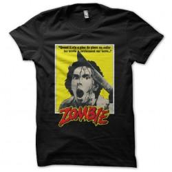 tee shirt Zombie Romero...