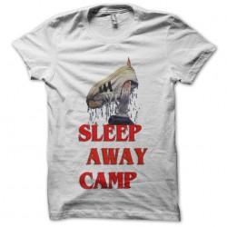 tee shirt sleepaway camp...