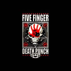 five finger death punch one punch man sublimation