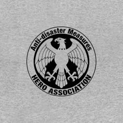 shirt one punch man hero association sublimation