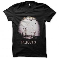 tee shirt fallout 3 poster...
