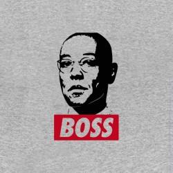 tee shirt guss fringe the boss  sublimation