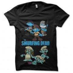 shirt The Smurfs version...