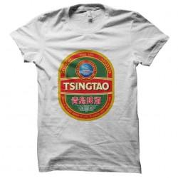 tee shirt tsingtao biere sublimation