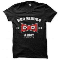 army red ribbon shirt...
