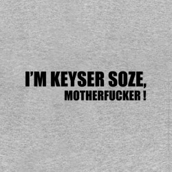 tee shirt i am keyser soze billion sublimation