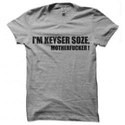 shirt i am keyser soze...