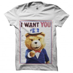 shirt ted i want you...