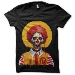 Ronald McDonald shirt...