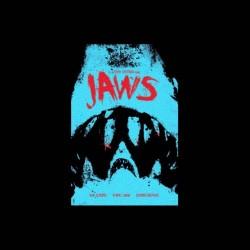 tee shirt jaws trame les dents de la mer sublimation