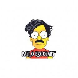 shirt pablo escobart parody...