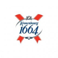 beer shirt 1664 kronembourg...