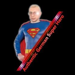 tee shirt Super Derrick  sublimation