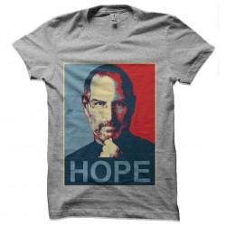 shirt steve job hope...