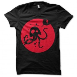 tee shirt Oktopus sublimation