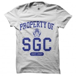 tee shirt property of fgc...