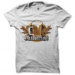 tee shirt oktoberfest biere sublimation