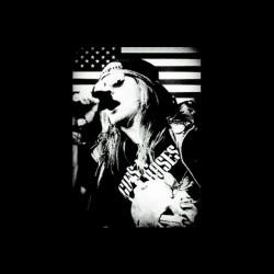tee shirt Guns N Roses axl sublimation