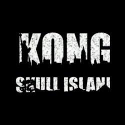 shirt kong skull island vintage sublimation