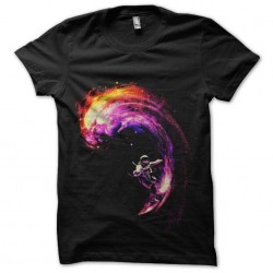 shirt the galactic surfer...