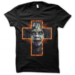 tee shirt Regan burning...