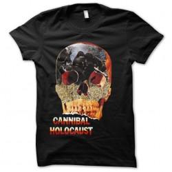 cannibal holocaust shirt...