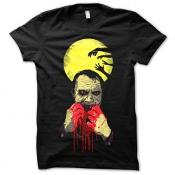 shirt of the dead blood...