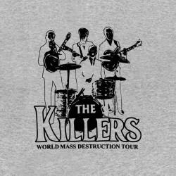 the destructive mass killer sublimation shirt