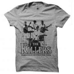 tee shirt the killers...