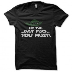 shirt master yoda rules...