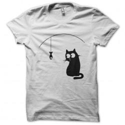 T-shirt black cats do not...