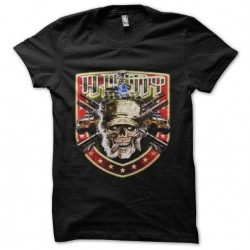 shirt skull marines us army...