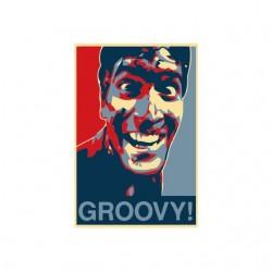 tee shirt evil dead groovy...