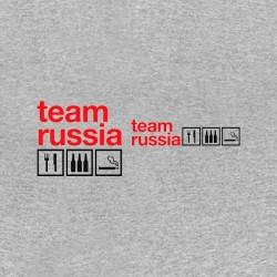 tee shirt team russia...